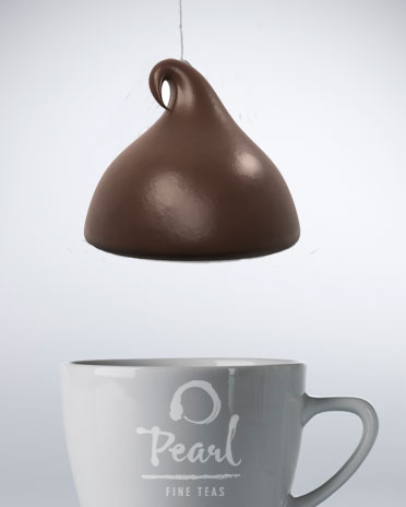 Chocolate tea?