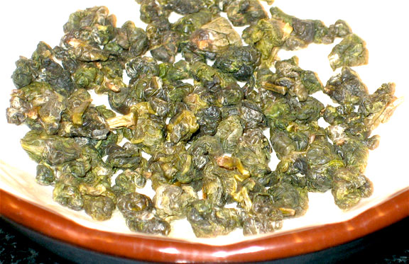Milk Taste Oolong - Dry Leaf