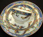 "Minton ""Sinclair"" Pattern - Reg.#696314  (England c.1923)"