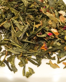 Green tea blend