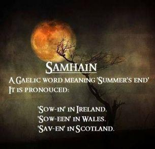Samhain-pronunciation