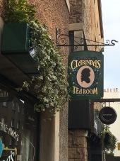 Clarinda's Tearoom (no GF)