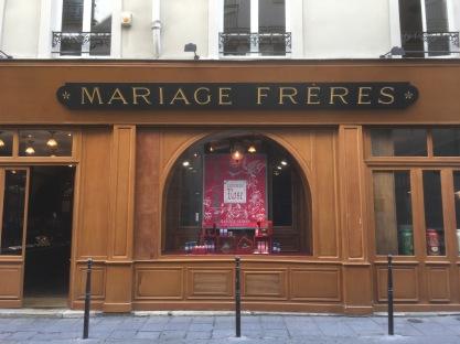 Mariage Freres Le Marais